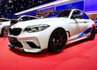 BMW M2 Competition M Performance έτοιμη για πίστα