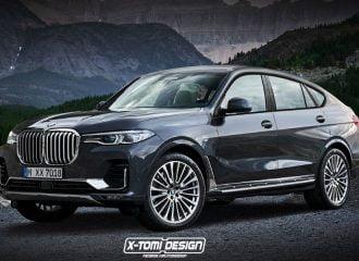 Έρχεται και η BMW X8