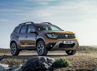 Νέα τούρμπο 1.300αρια μοτέρ για το Dacia Duster με έως 150 ίππους