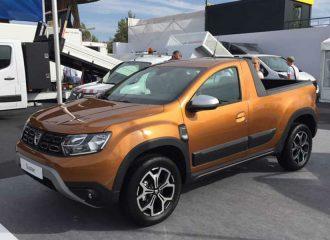Οδεύει προς παραγωγή το αγροτικό Dacia Duster ;