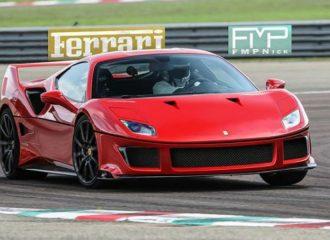 Ferrari 488 GTB γίνεται F40 και μας στέλνει «στον ψυχίατρο»