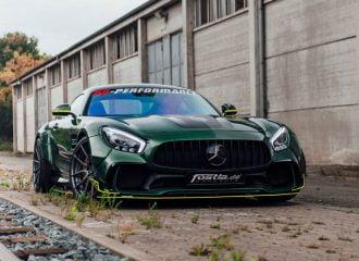Ίσως η πιο «τούμπανο» Mercedes-AMG GT που κυκλοφορεί