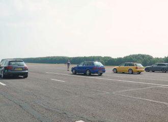 «Σφαγή γενεών» μεταξύ Audi RS 4 και RS 2 (+video)