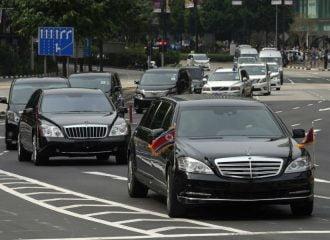 Ποιο είναι το καινούργιο αυτοκίνητο του Κιμ Γιονγκ Ουν;