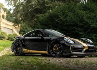 Bελτιωμένη Porsche 911 Turbo «τρομάζει» την GT2 RS (+video)