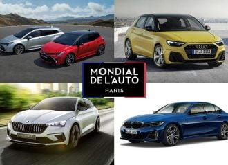 Έκθεση Αυτοκινήτου Παρίσι 2018: Όλα τα μοντέλα με ένα κλικ