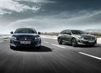 Πρεμιέρα για το νέο Peugeot 508 SW First Edition