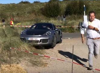 «Xεράς» κάνει την Porsche 911 GT3 RS…Cayenne (+video)