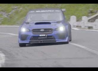 Video σκέτη ανατριχίλα. Αυτό το Subaru πρέπει να το δεις!