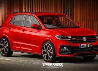 Θα δούμε και VW T-Cross GTI;
