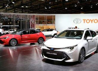 Όλες οι τεχνικές λεπτομέρειες του νέου Toyota Corolla