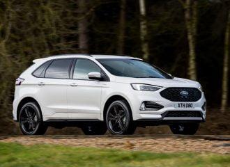 Ξεκινά η διάθεση του νέου Ford Edge