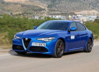 Δοκιμή Alfa Romeo Giulia 2.0 λτ. 280 hp Veloce Q4