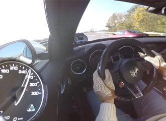 Τελικές με Alfa Romeo Stelvio Quadrifoglio (+video)