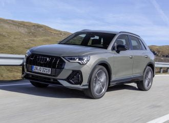 Οι επιδόσεις και εκδόσεις του νέου Audi Q3