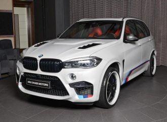 BMW X5 Μ φουλ στην τεστοστερόνη