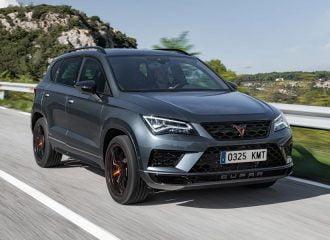 Τα SEAT Tarraco και CUPRA Ateca στην «Αυτοκίνηση 2018»