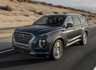 Νέο κορυφαίο SUV Hyundai Palisade (+video)
