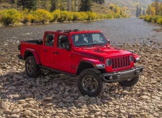 Jeep Gladiator: Το πιο ικανό αγροτικό όλων των εποχών!