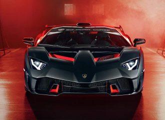 Μία και μοναδική Lamborghini SC18 Alston
