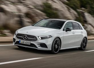 Ήρθαν νέες Mercedes A-Class βενζίνης και ντίζελ
