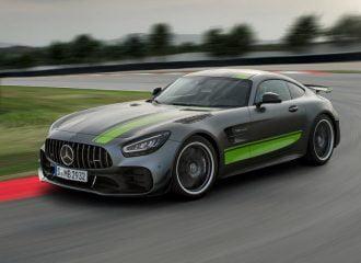 Νέα Mercedes-AMG GT R Pro έτοιμη για πίστα (+video)