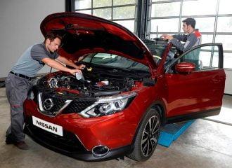 Έκπτωση 25% στα ανταλλακτικά service Nissan