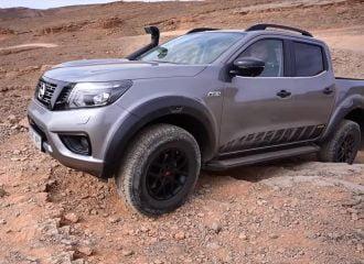 Τo Nissan Navara «βασανίζεται» στη Σαχάρα (+video)