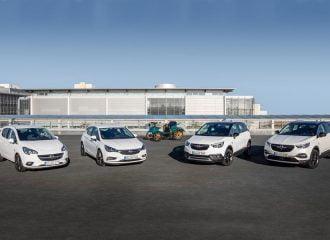 Νέα ειδική σειρά Opel «120 Edition»