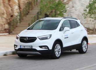 Δοκιμή Opel Mokka X 1.6 CDTI 136 PS Auto