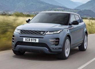 Νέο Range Rover Evoque με… διάφανο καπό (+videos)