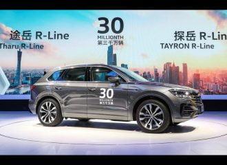 Η VW παρέδωσε το 30.000.000ό αυτοκίνητο στην Κίνα