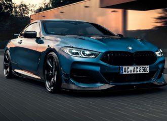 Συγκλονιστική BMW 8 Coupe από την AC Schnitzer (+video)