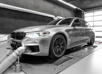 Νέα BMW M5 με πρόγραμμα στα 775 άλογα