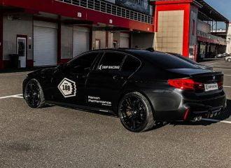 Αυτή είναι η ταχύτερη BMW M5 στον πλανήτη (+video)