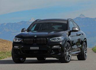Βελτιωμένη BMW X4 M40i – «ελβετικός μπαλτάς»
