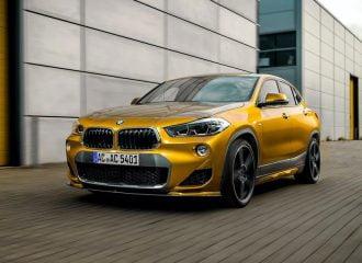 O AC Schnitzer βελτιώνει τη BMW X2 (+video)