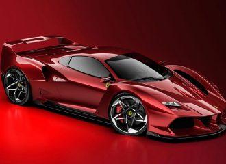 H θρυλική Ferrari F40 του σήμερα