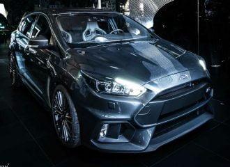 Ford Focus RS «πνιγμένο» στην χλιδή