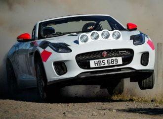 Η Jaguar πάει σε rally με… κάμπριο! (+video)