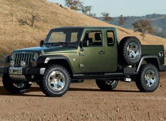 Έτσι θα ονομάζεται το «αγροτικό» της Jeep