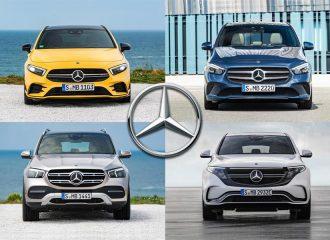 Οι νέες Mercedes του 2019