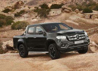 Νέα Mercedes X-Class TheRock edition: «Στύβει την πέτρα»