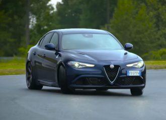 Τα μυστικά της οδηγικής απόλαυσης των Alfa Romeo (+video)