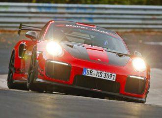 Porsche 911 GT2 RS MR: Tο ταχύτερο πολιτικό αυτοκίνητο (+video)