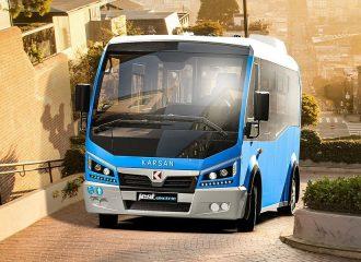 Τουρκικό λεωφορείο με «καρδιά» BMW i3 (+video)