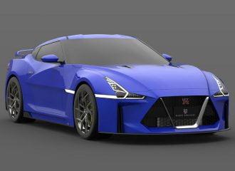Αυτό είναι το νέο Nissan GT-R που ονειρευόμαστε;