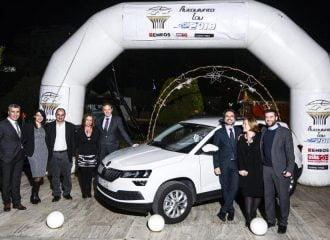 Αυτοκίνητο του 2019 στην Ελλάδα το Skoda Karoq