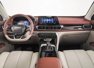 Το πολυτελές κινέζικο SUV των 12.700 ευρώ