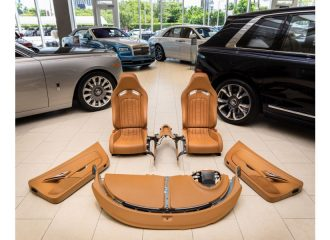 Πωλείται εσωτερικό από Bugatti Veyron σε τιμή σοκ!